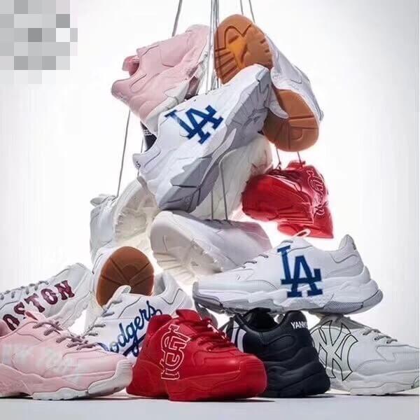 """Giày MLB Korea """"hack"""" đến 6cm chiều cao"""