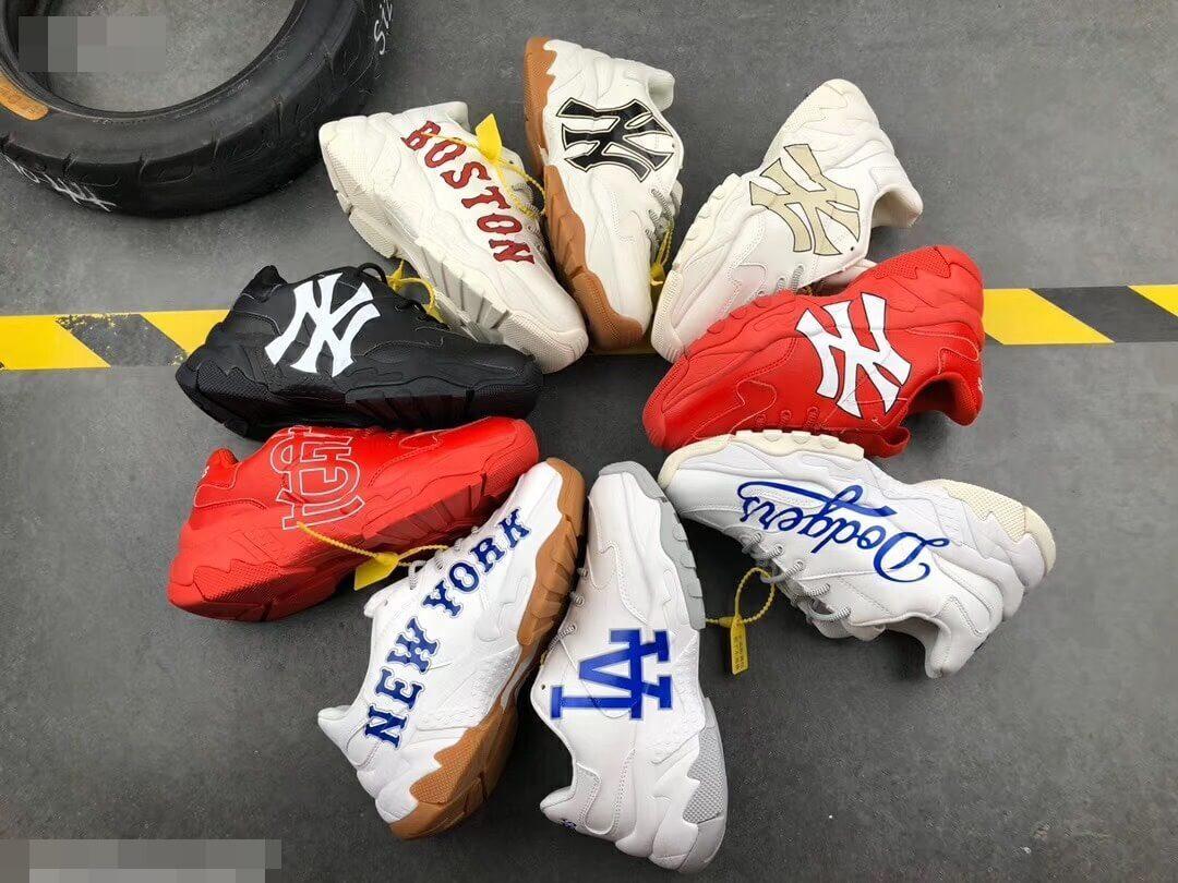 Giày MLB Korea phiên bản Replica 1:1 chuẩn style Hàn | Ruby Store