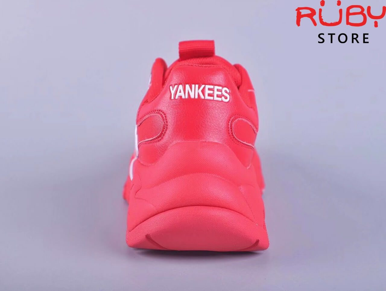 giày mlb new yord yankees red big ball chunky a replica 1:! ở hcm