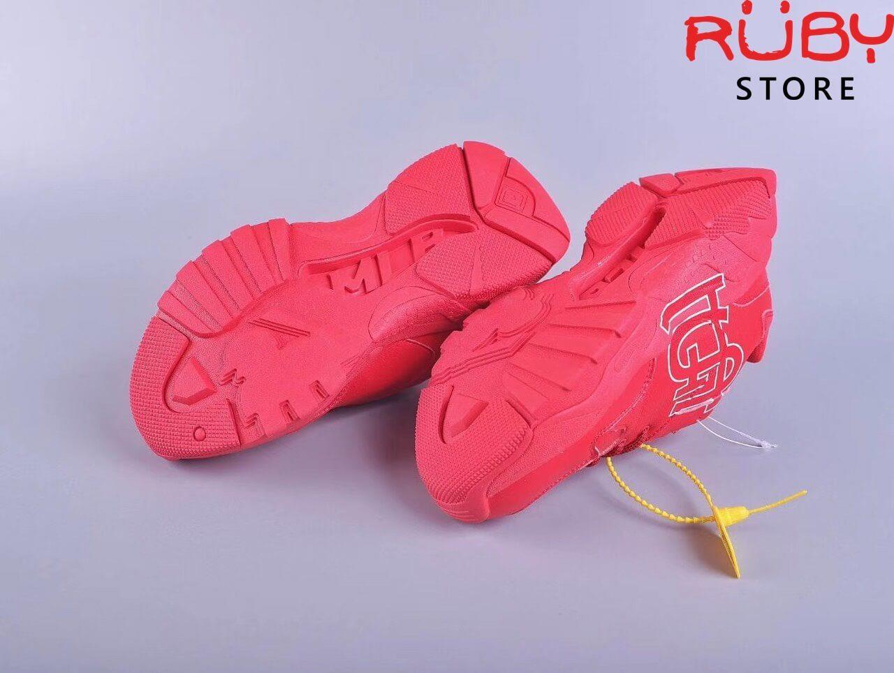 giày mlb new york yankees red big ball chunky a sl replica 1:1