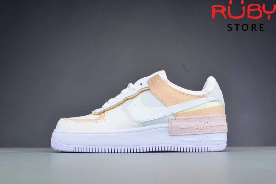 giày nike air force 1 shadow spruce aura 2020
