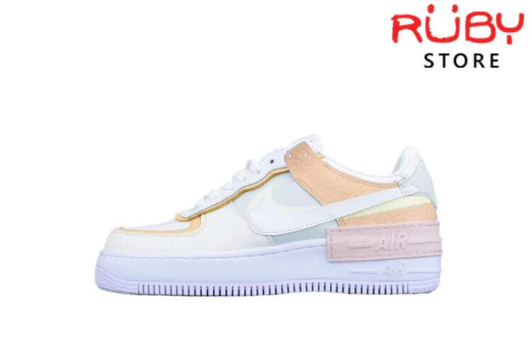 giày nike air force 1 shadow spruce aura 2020
