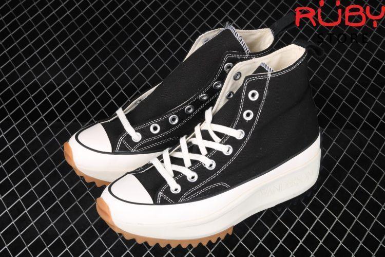 giày converse x jw anderson black replica 1:1