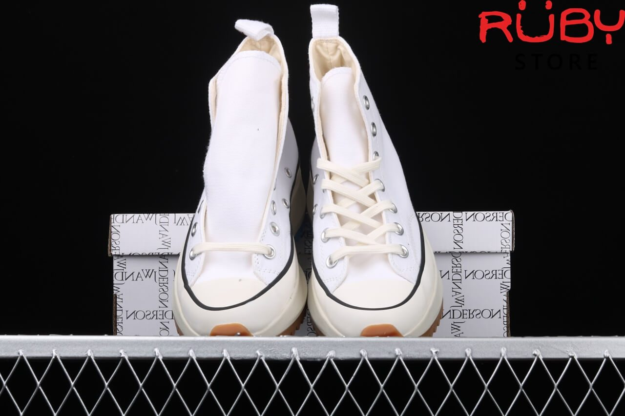 giày converse x jw anderson white replica 1:1