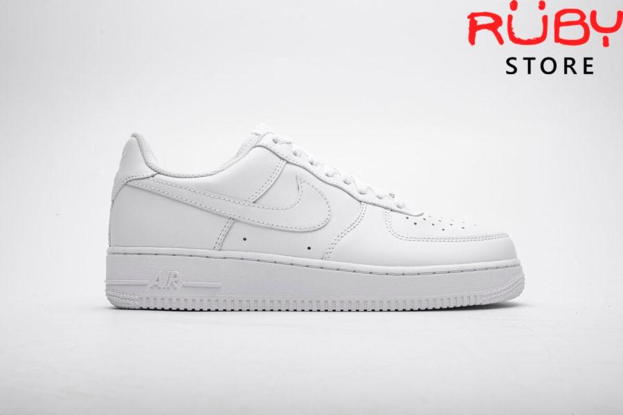 giày nike air force 1 white replica 1:1 ở hcm