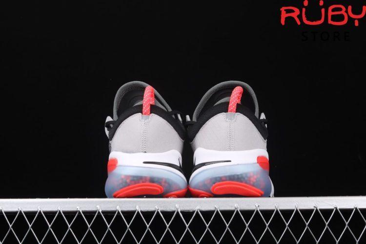 giày nike joyride run flyknit grey orange replica 1:1 ở hcm