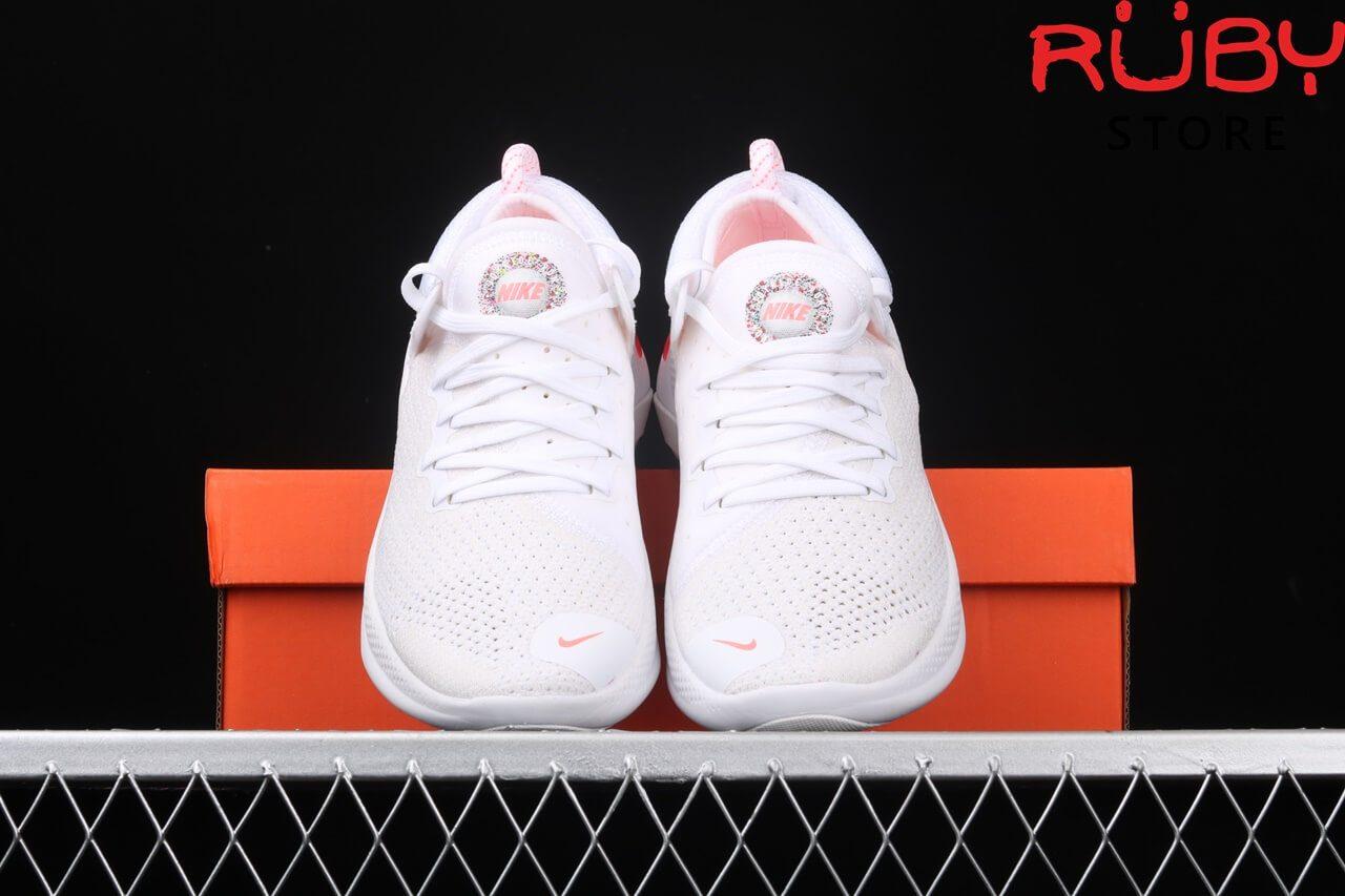 giày nike joyride run flyknit white pink replica 1:1 ở hcm
