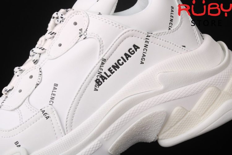 giày balenciaga triple s replica 1:1 trắng 2020 ở hcm