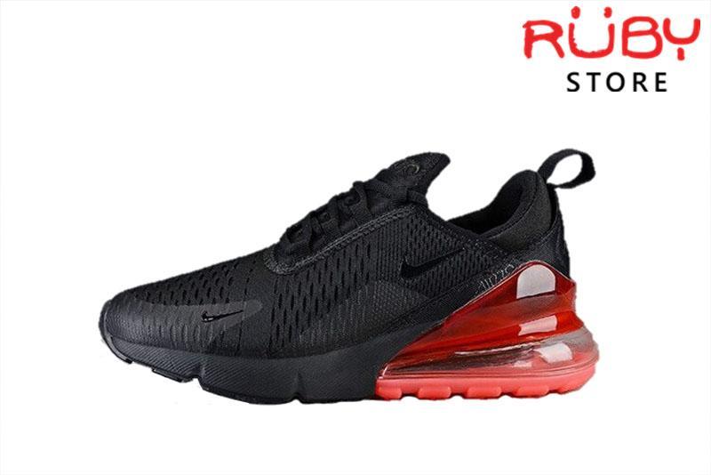 Giày Nike Air Max 270 Đen Đỏ hcm 5