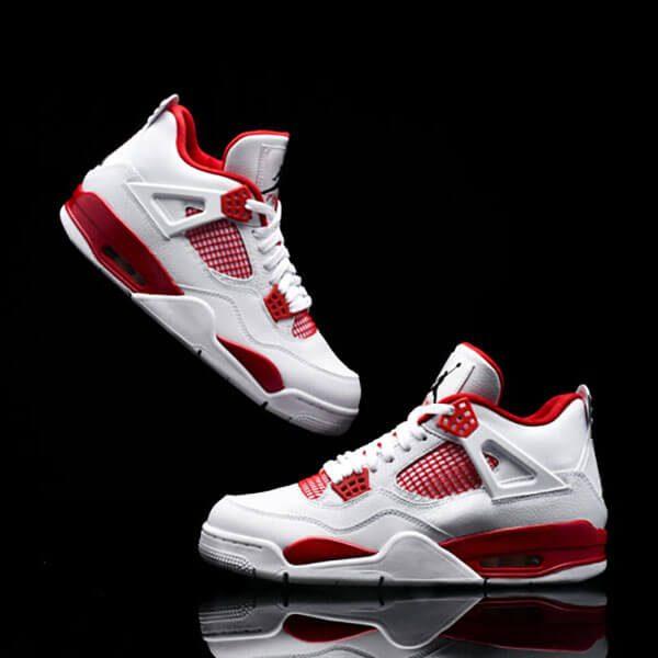 Thiết kế giày Air Jordan 4 Retro