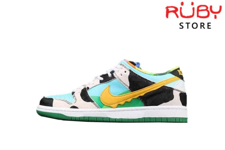 Giày Nike SB Dunk Low Ben Jerry's Chunky Dunky