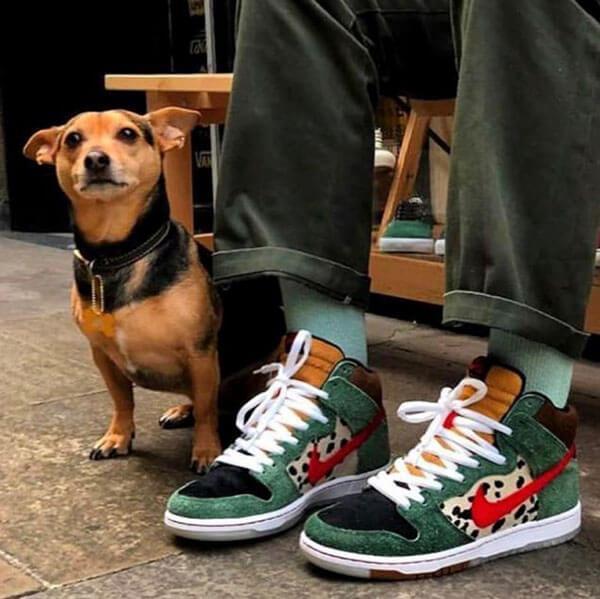 Giày Nike SB Dunk High