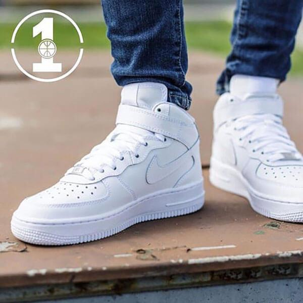 Giày cổ cao Nike Air Force 1 Mid 07