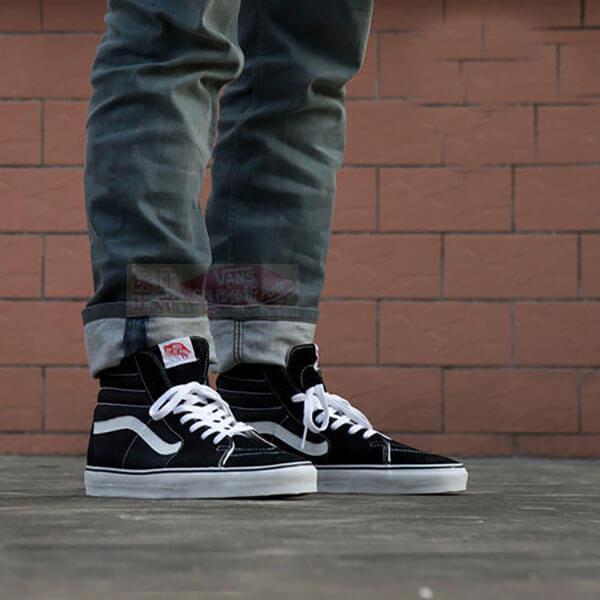 Giày cao cổ VANS Sk8-Hi Casual Skater