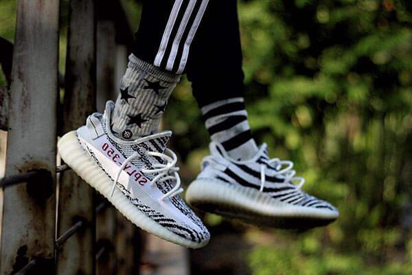 Adidas YEEZY BOOST 350 v2 Zebra - 2017