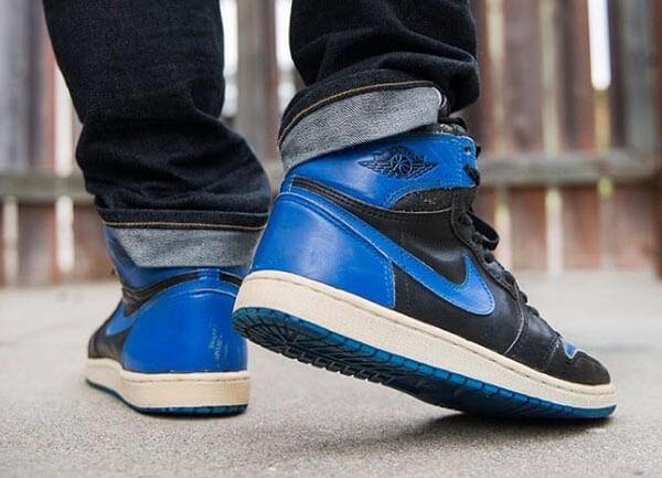 Giày Nike Air Jordan 1 'Royal' (1985)