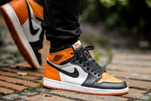Giày Nike Air Jordan 1 High 'Shattered Backboard' (2015)