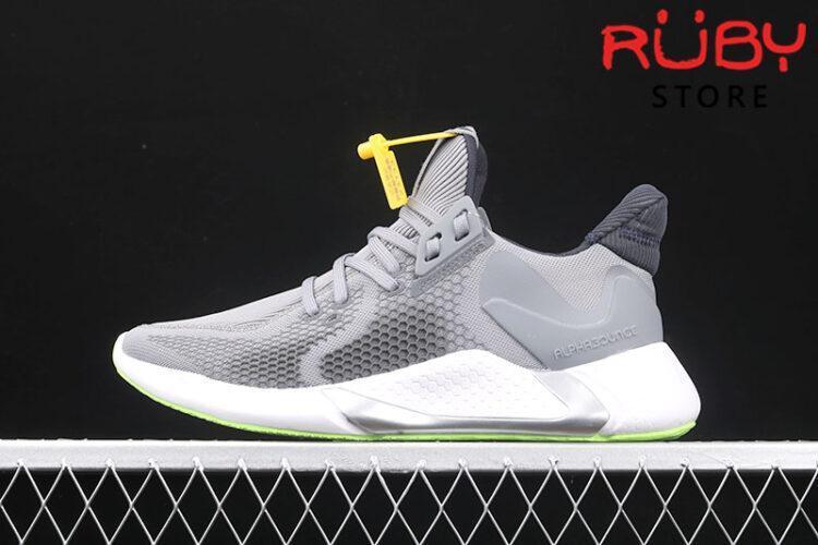 Giày Adidas Alphabounce 2020 xám xanh replica 1:1