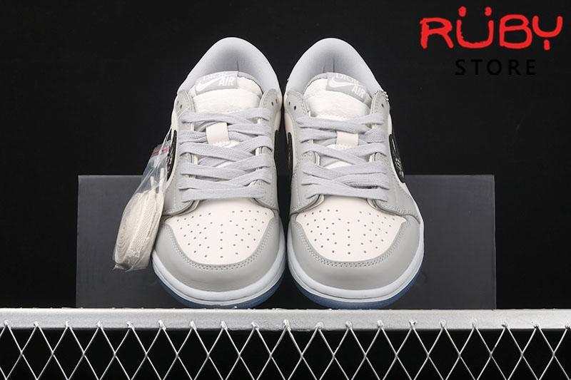 Giày Jordan 1 x Dior cổ thấp rep 1:1 giá rẻ