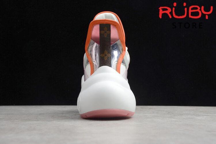 Giày Louis Vuitton Archlight Replica 1:1 (Trắng Hồng)
