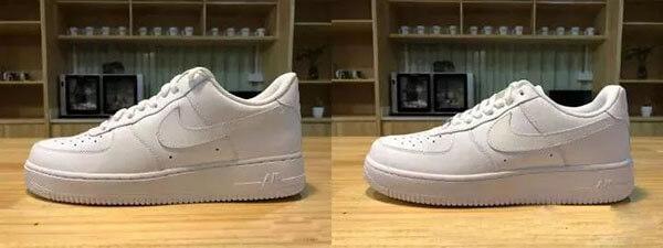cách phân biệt giày nike air force 1 chính hãng