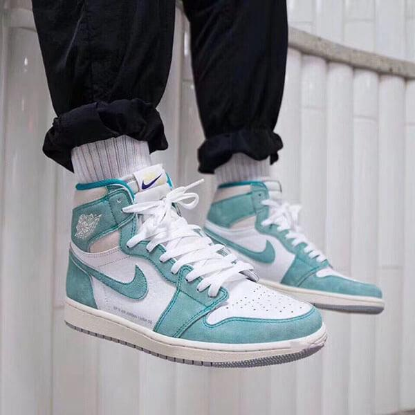 Phối đồ với giày Jordan 1 High Turbo Green