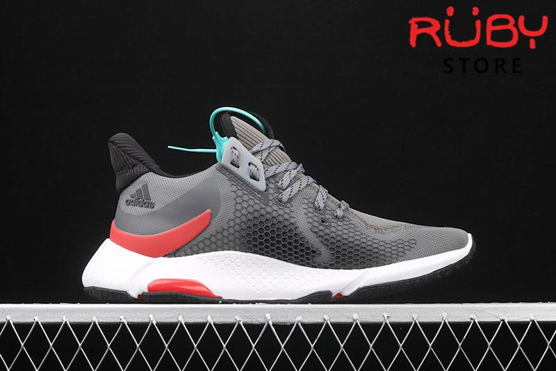 Giày Adidas Alphabounce 2020 xám đỏ
