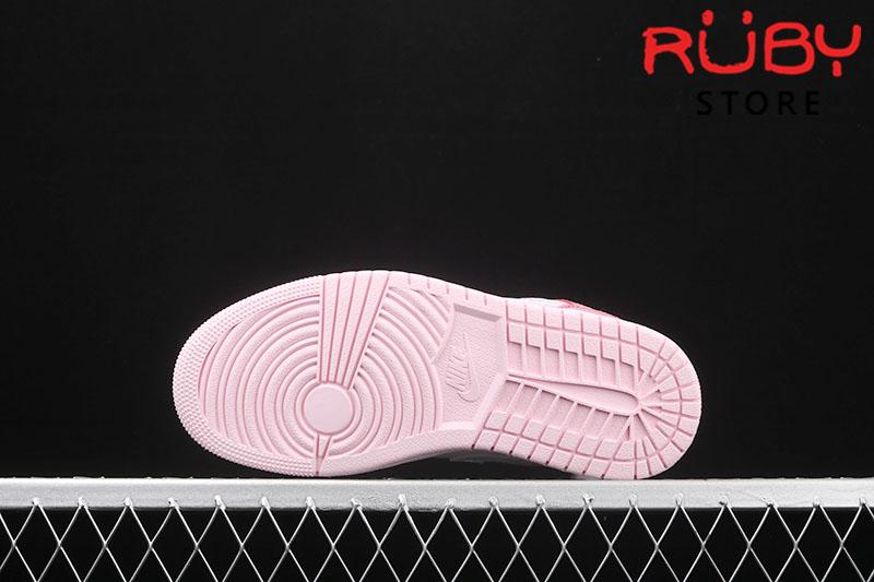 Giày Jordan 1 High Digital Pink hồng rep 1:1