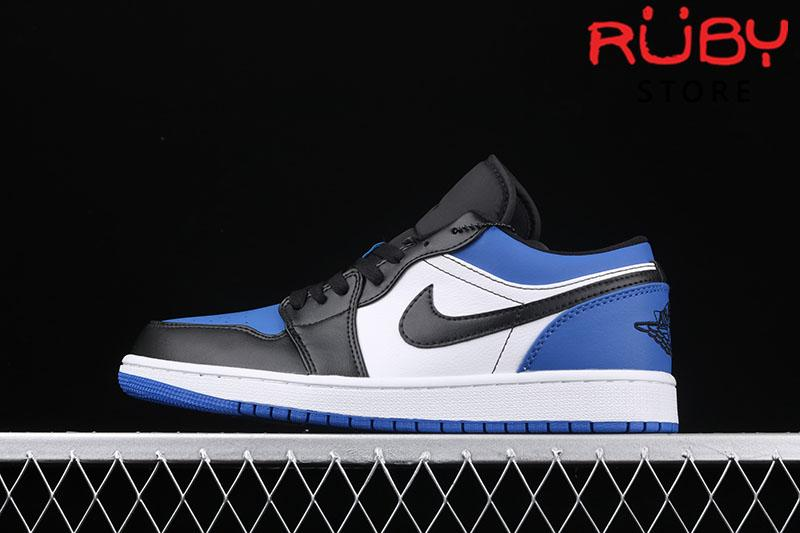 Giày Air Jordan 1 Low Royal Toe Cổ Thấp