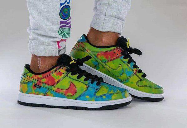Giày Civilist x Nike SB Dunk Low