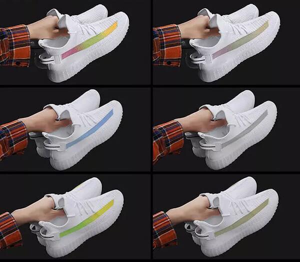 Giày Adidas Yeezy 350 V2 đổi màu