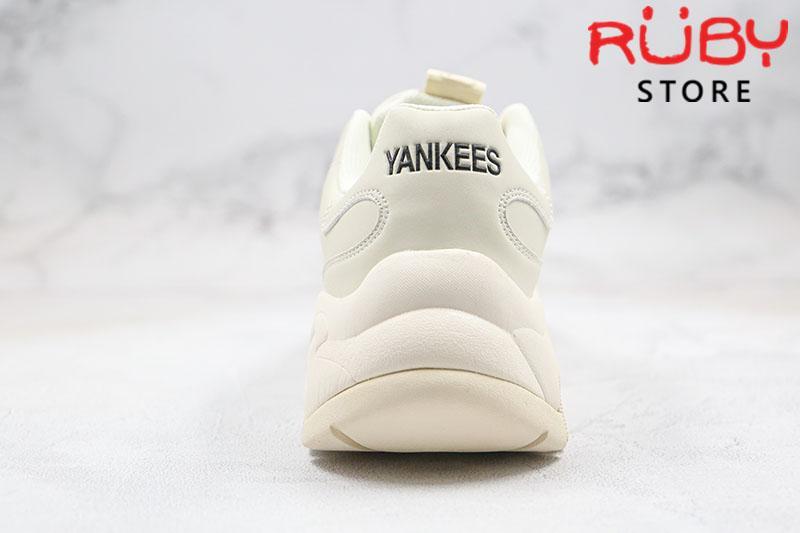 Giày MLB Big Ball Chunky A New York Yankees đen rep 1:1