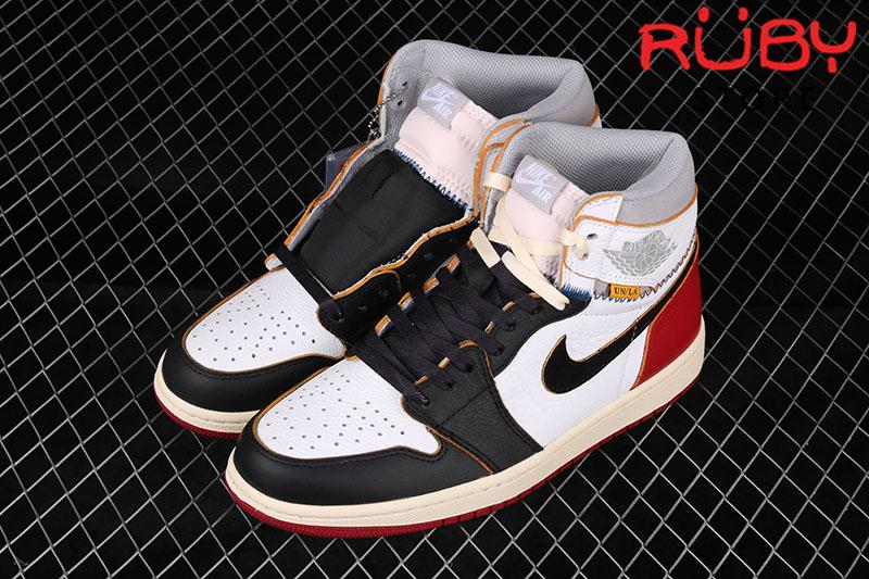 Giày Jordan 1 Retro High Union Los Angeles Black Toe