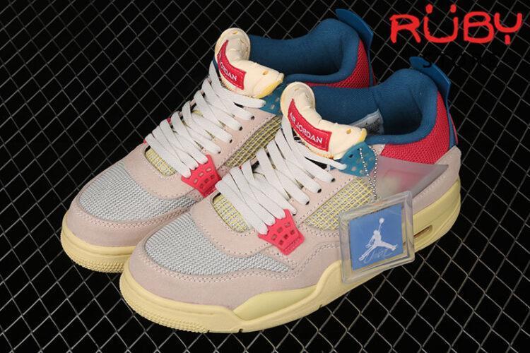 Giày Jordan 4 Retro Union Guava Ice