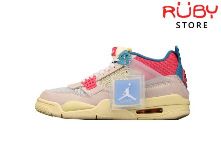 Giày Jordan 4 Retro Union Guava Ice