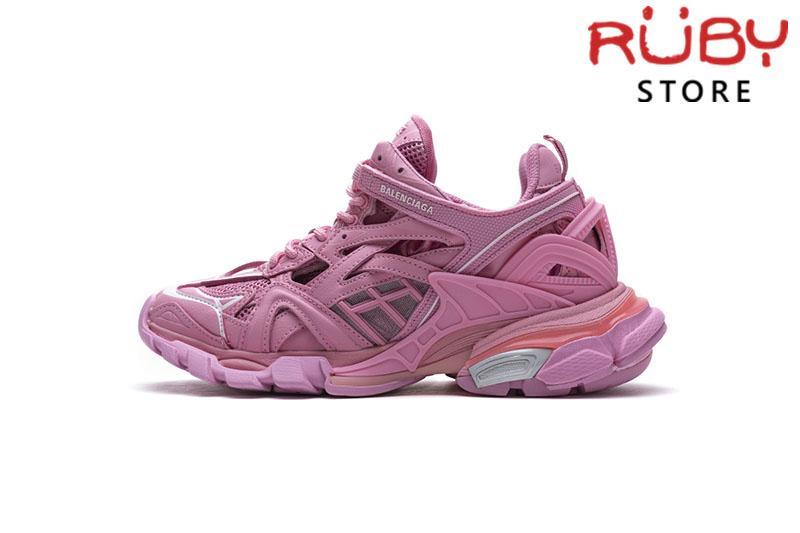 Giày Balenciaga Track 2.0 Hồng Replica 1:1 (Siêu Cấp)