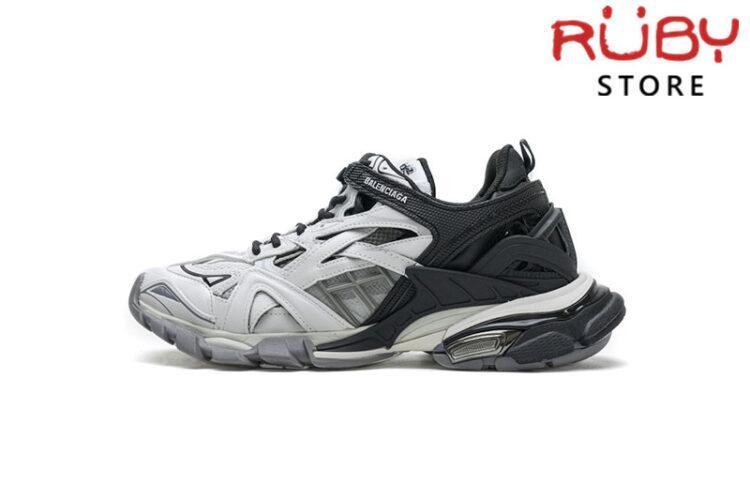 Giày Balenciaga Track 2.0 Trắng Đen Replica 1:1 (Siêu Cấp)