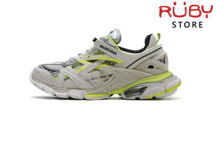 Giày Balenciaga Track 2.0 Trắng Xanh Lá Replica 1:1 (Siêu Cấp)