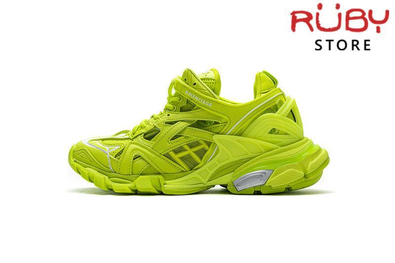 Giày Balenciaga Track 2.0 Xanh Lá Replica 1:1 (Siêu Cấp)