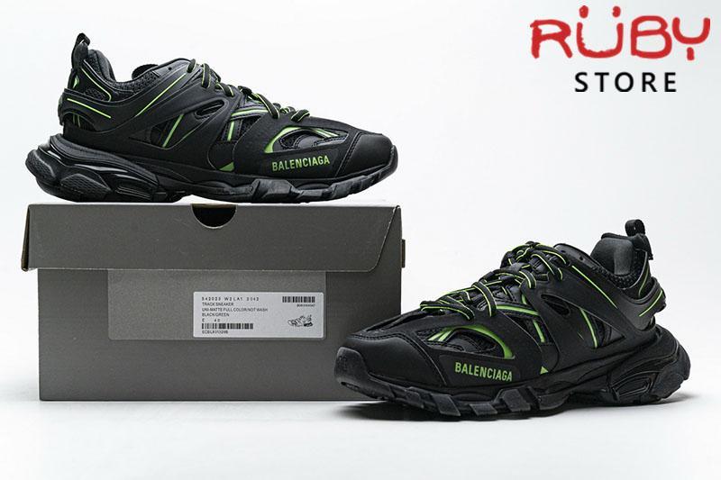 Giày Balenciaga Track 3.0 Đen Xanh Lá Replica 1:1 (Siêu Cấp)