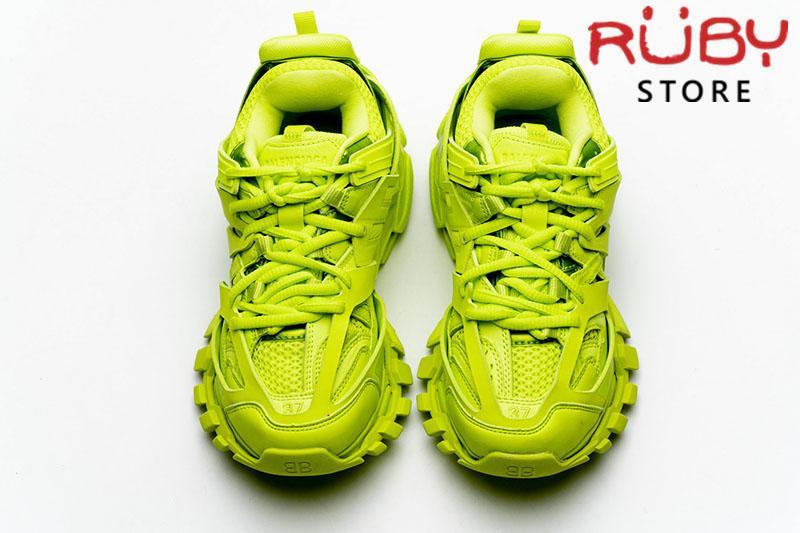 Giày Balenciaga Track Led Trainers Xanh Lá Replica 1:1 (Siêu Cấp)