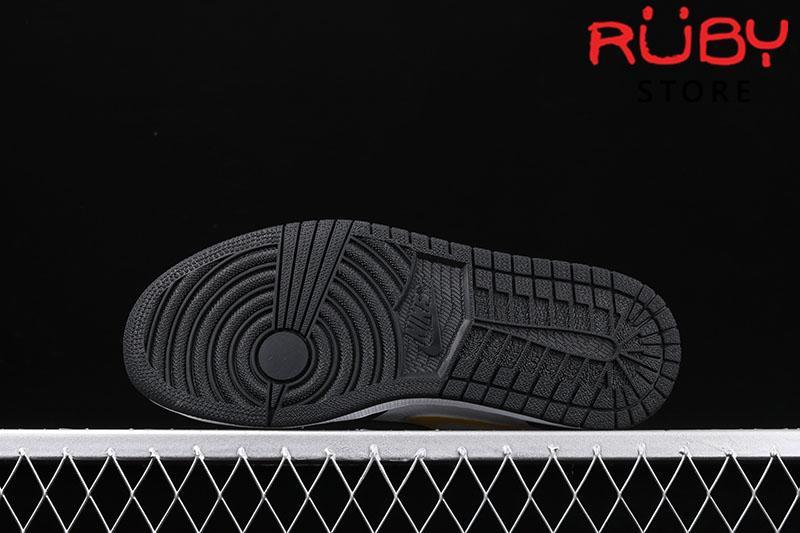 Giày Jordan 1 Retro High Defiant White Black Gym Red Đen Trắng Đỏ