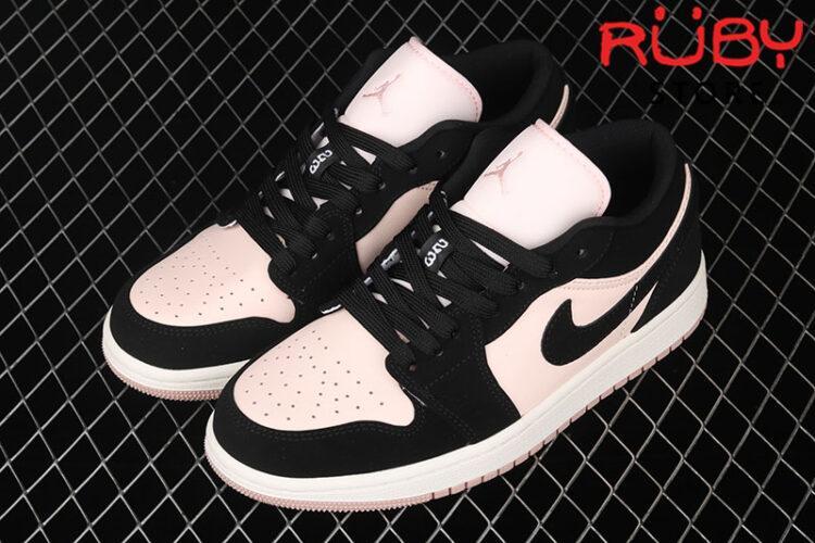 Giày Air Jordan 1 Low Black Guava Ice Đen Hồng