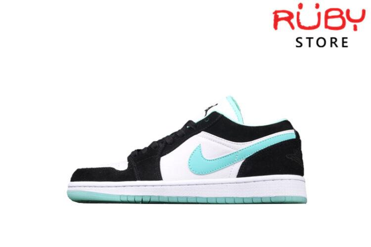 Giày Air Jordan 1 Low Island Green Xanh Ngọc Bích