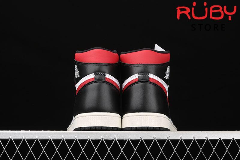 Giày Jordan 1 Retro High Black Gym Red Đen Trắng Đỏ