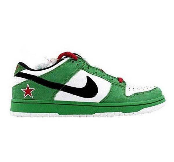 Nike Dunk Low Pro SB Heineken