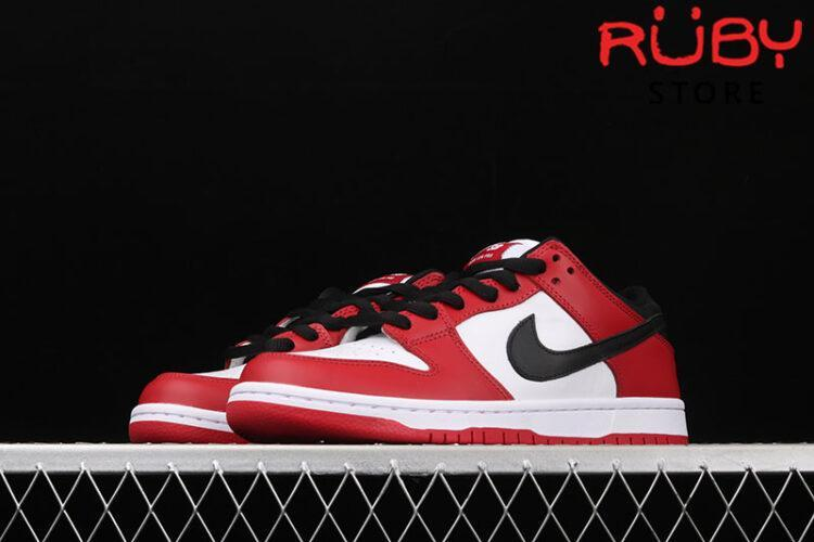 Giày Nike SB Dunk Low Chicago Đỏ