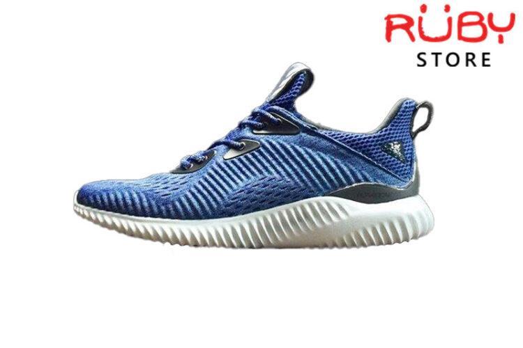 Giày Adidas Alphabounce EM Xanh