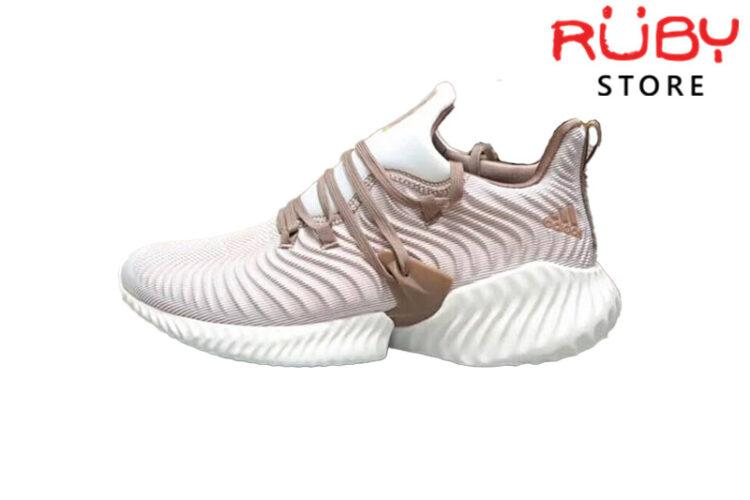 Giày Adidas Alphabounce Instinct Nâu