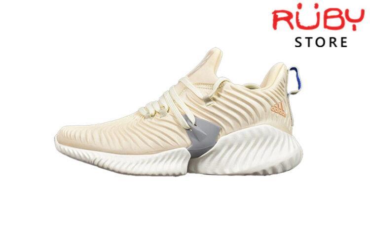 Giày Adidas Alphabounce Instinct Vàng Kem